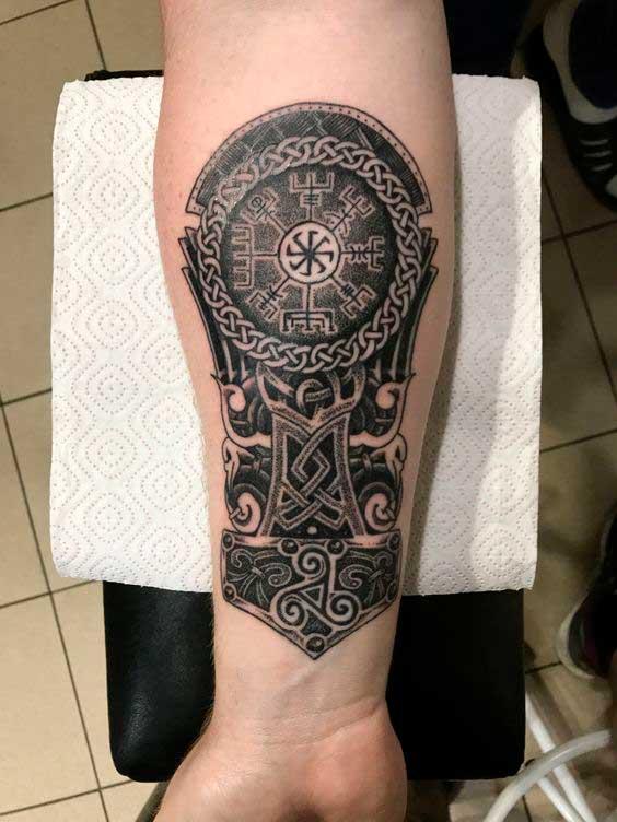 Кельтская тату