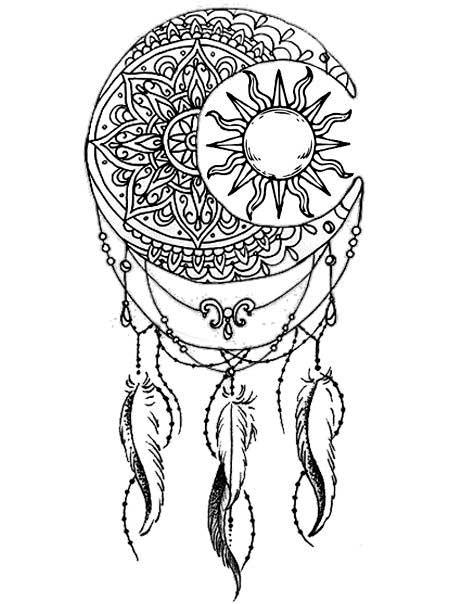 Эскизы тату орнаментал