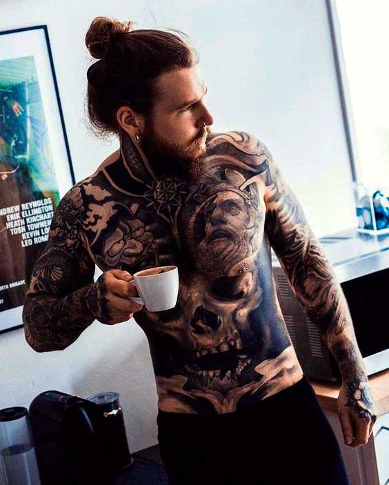Мужские татуировки