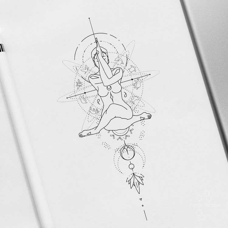 Эскизы тату символизм
