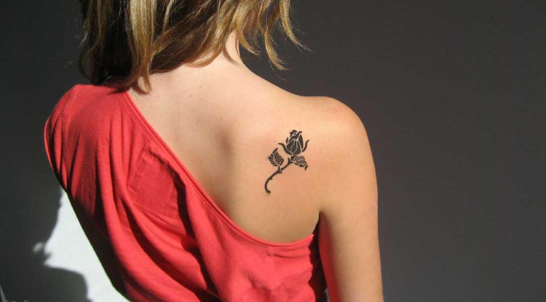 Минимальный размер татуировки
