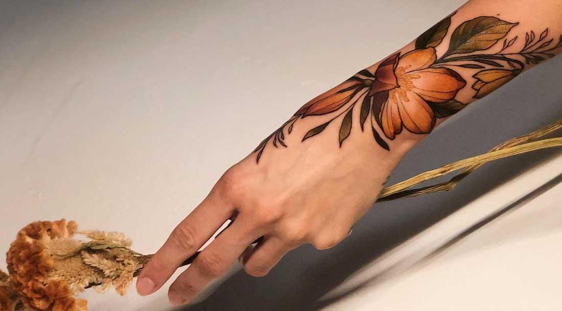 Разница между пхорошей татуировкой и шедевром