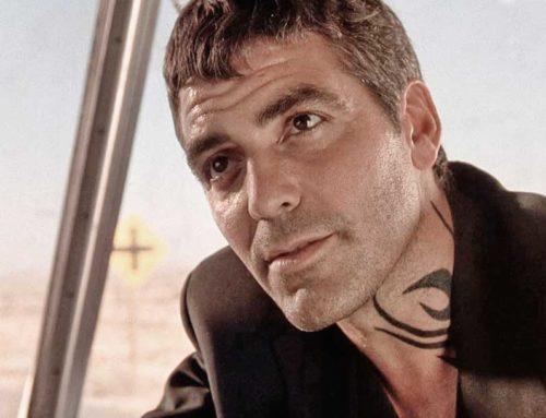 Тату как у Клуни, современные аналоги