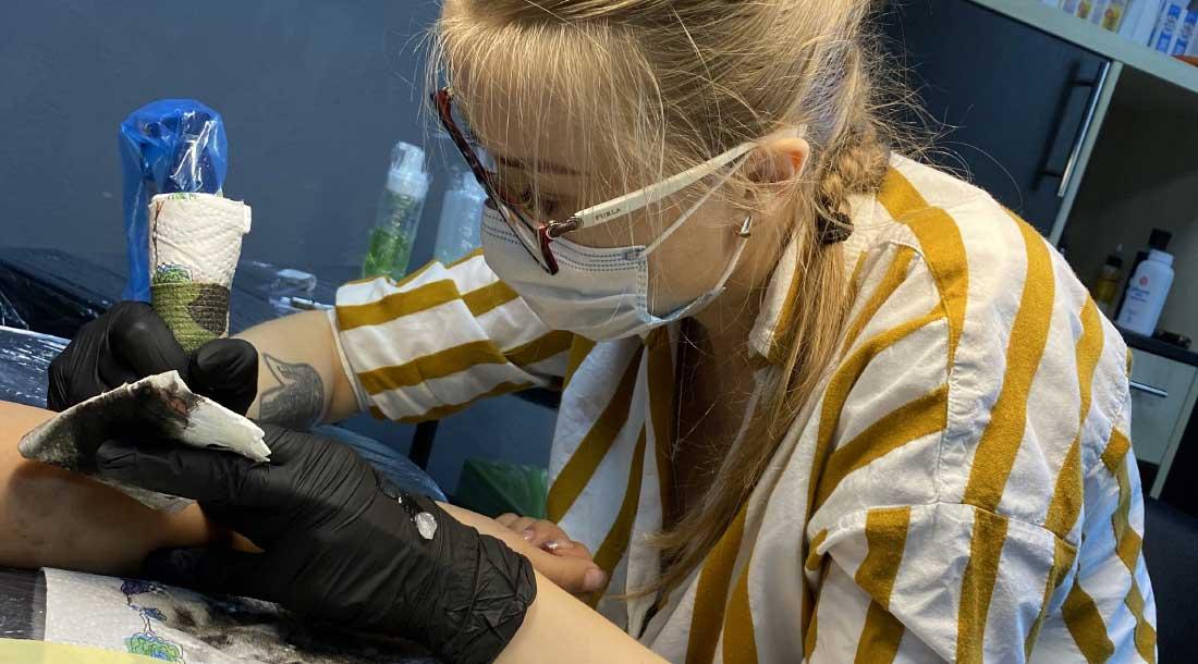 Влияние татуировки на человека