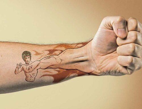 Положительное влияние татуировки на человека