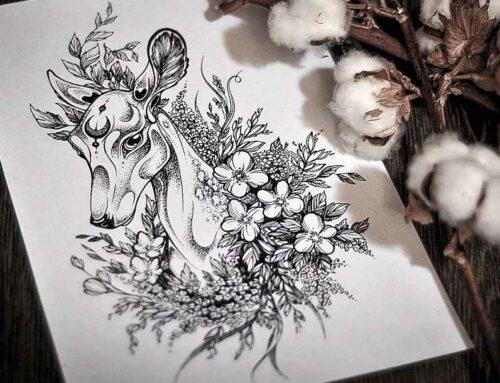 Все что вам нужно знать про эскиз татуировки
