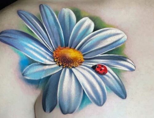 Почему перекрыть шрам татуировкой сложно?