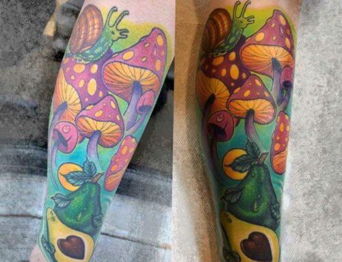 Как ваша татуировка будет выглядеть через время