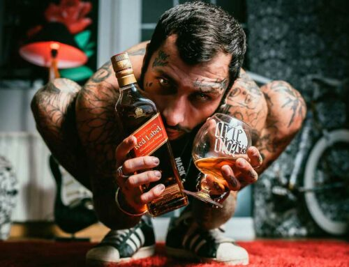 Почему алкоголь не совместим с тату сеансом?